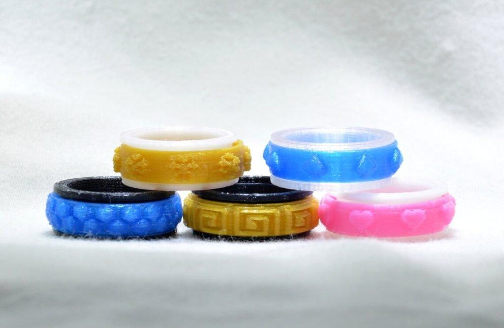 Fidget Rings For Kids