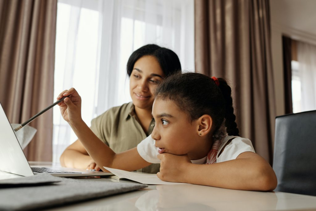 Remote Learning Tips for Parent