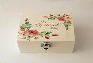 Gratitude Box for Your Gratitude Practice