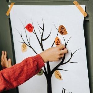 Gratitude Practice - Gratitude Tree