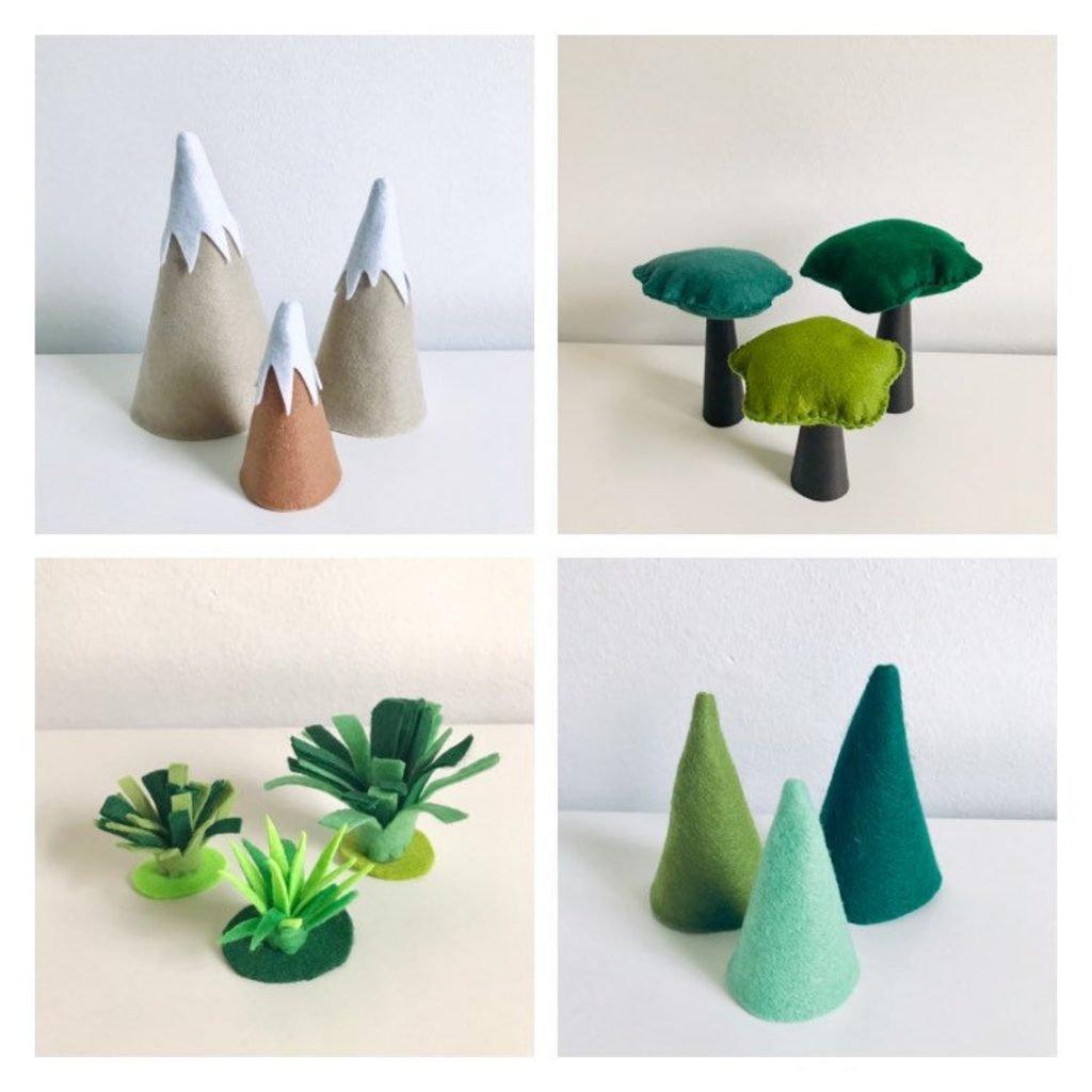 Small World Tree Accessories