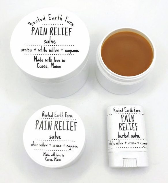 Physical Self-Care Muscle Rub
