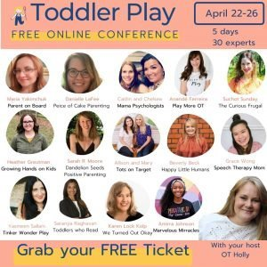 Toddler Play Free Online Conference
