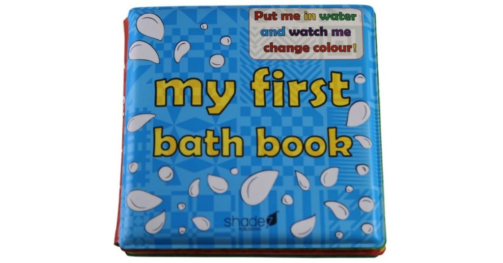 Water Play Bath Book