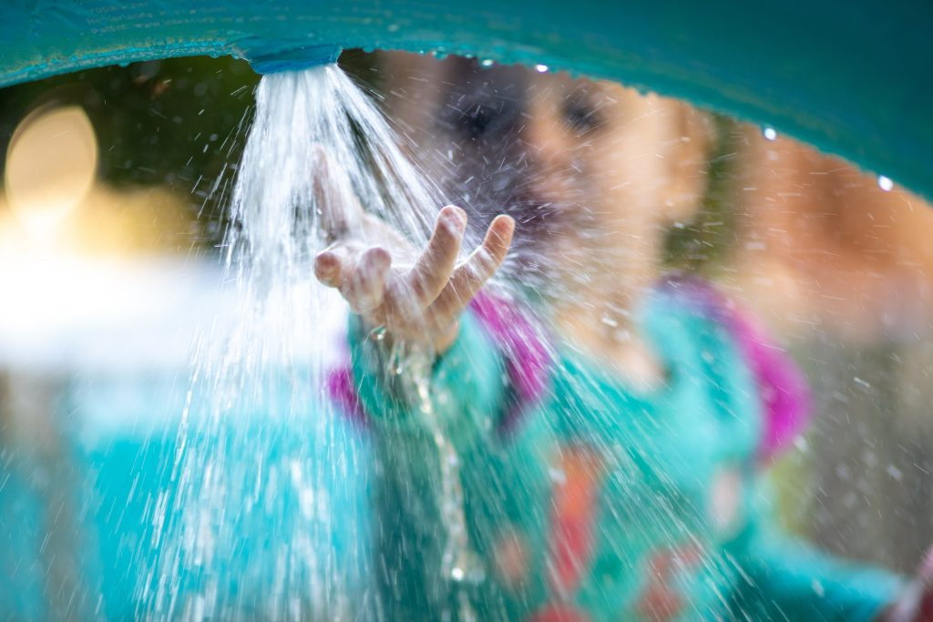Benefits of Water Play for Kids